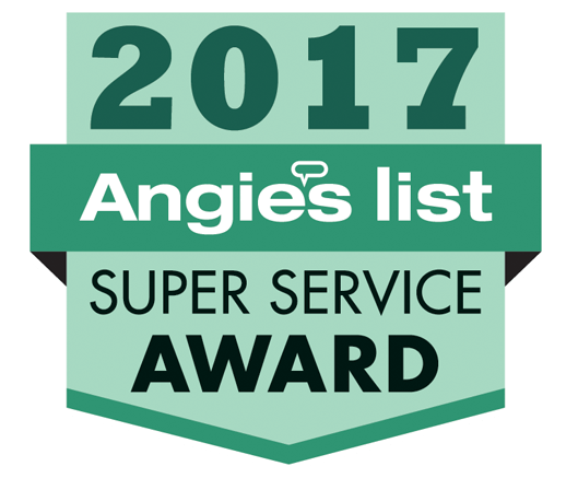 Angies List Award - 2017